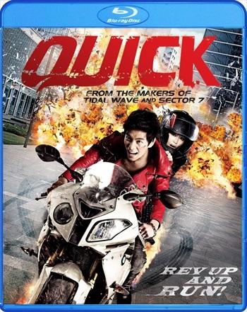 Download Quick 2011 Dual Audio Hindi 720p BluRay 750mb