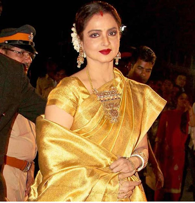 Actress Rekha