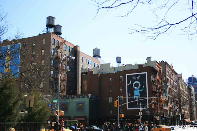 My Travel Background : Une semaine à New York : SoHo