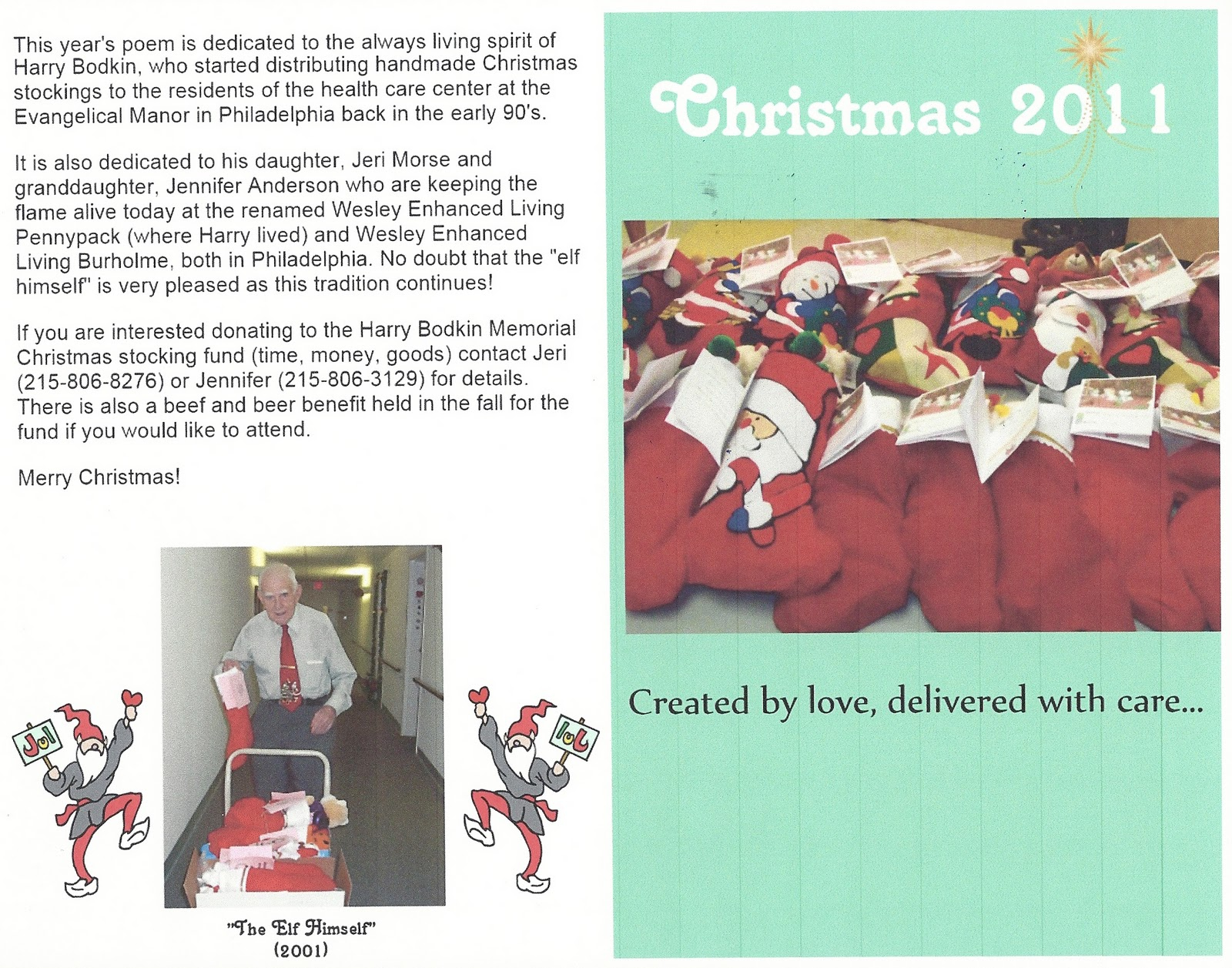 Poems About Christmas Time.Amazed Amused 34 Years Of Christmas Poems Christmas 2011