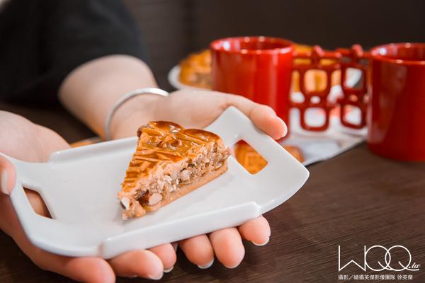 喜餅推薦→爸媽喜歡、我吃起來又沒怪味的廣式喜餅@奇華餅家