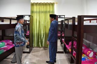 Presiden Resmikan Kawasan Pesantren Modern Terpadu Prof. Dr. Hamka II