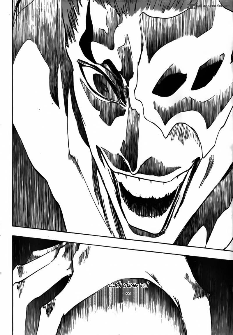 Bleach chapter 483 trang 9