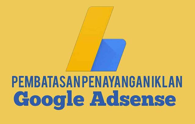 Solusi dan Cara Jumlah iklan Adsense yang dapat Anda tampilkan telah dibatasi