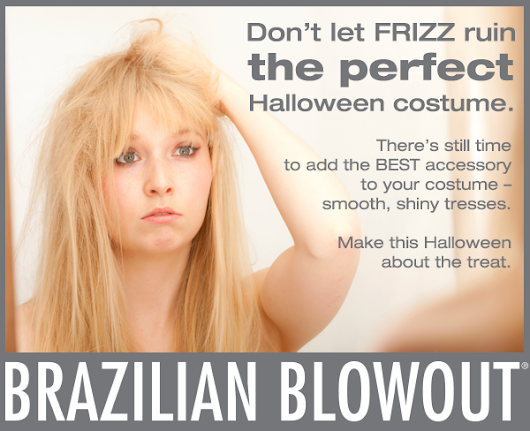 Don't Let Frizz Ruin Your Halloween!