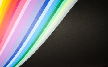 Wallpaper: Colored Paper