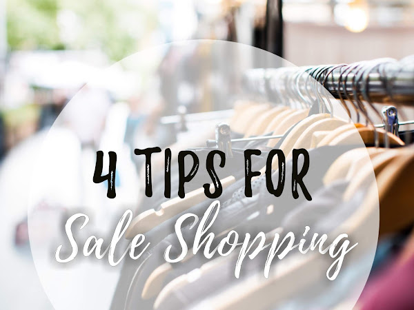 4 Tips for Sale Shopping & What I Purchased from Nordstrom's Anniversary Sale