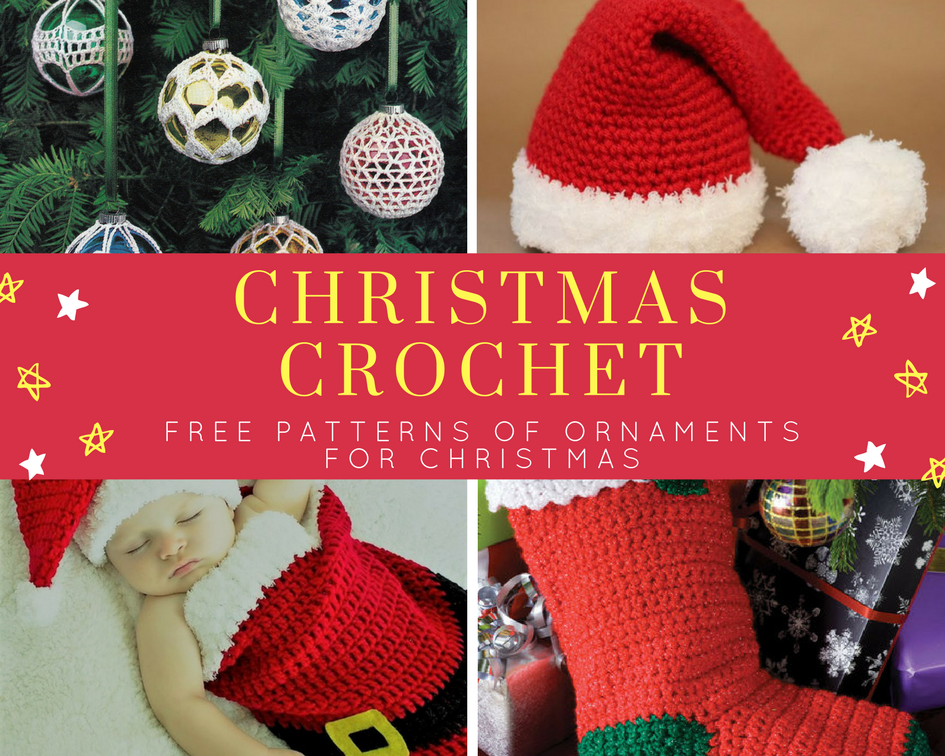 Christmas Crochet Free Patterns Crochet Designs And Free Patterns