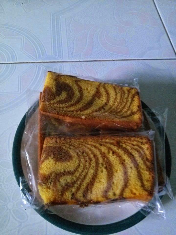 Kue Zebra Empuk