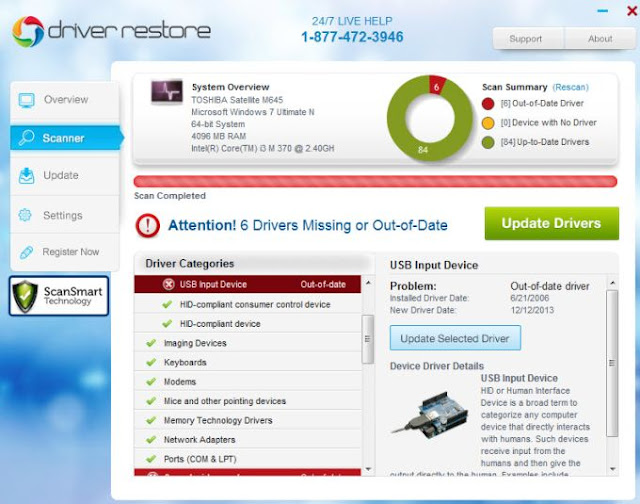 Driver Restore Free Download