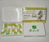 Bahan pembuatan Obat pembesar penis KLG