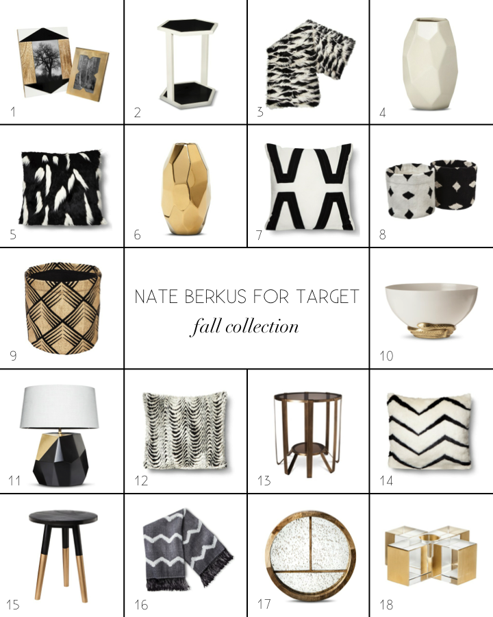 Confetti And Stripes Nate Berkus For Target Fall Collection