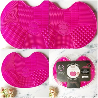 Sigma Spa Brush Cleaning Mat Review