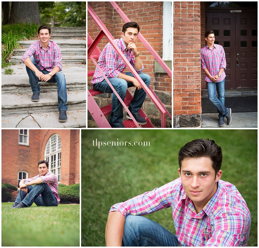 northville mi senior pictures photographer