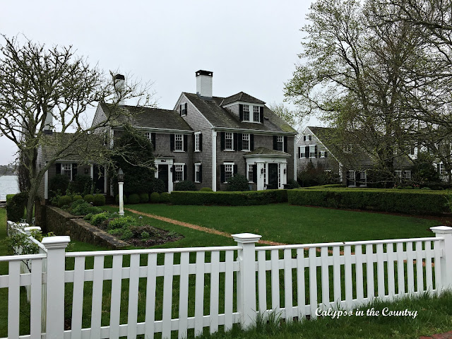 New England Home in Martha's Vineyard