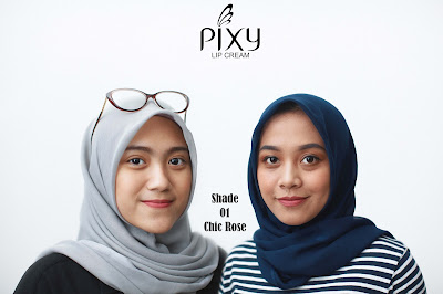 shade pixy lip cream 01 chic rose