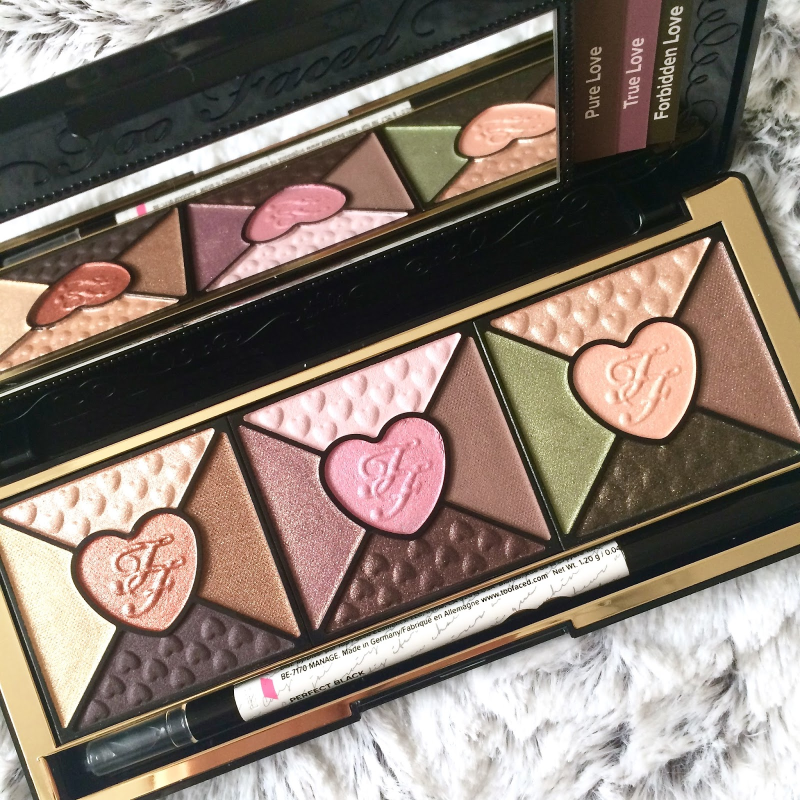 The Too Faced Love Palette
