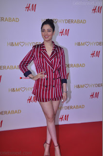 Tamannah Bhatia Exclusive in Red Blazer and Red Shorts Spicy Pics ~  Exclusive 065.JPG
