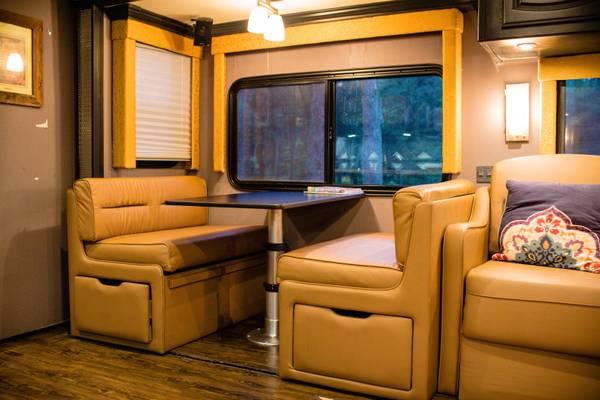 Used Rvs Nice Custom Interior Fleetwood Excursion Rv Coach