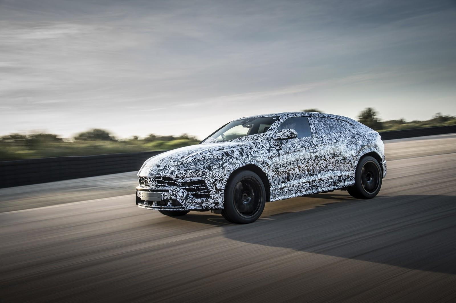 Lamborghini Launches Urus Super Suv Gives It 641hp To