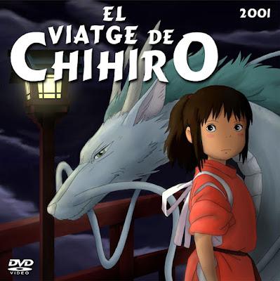El viatge de Chihiro - [2001]