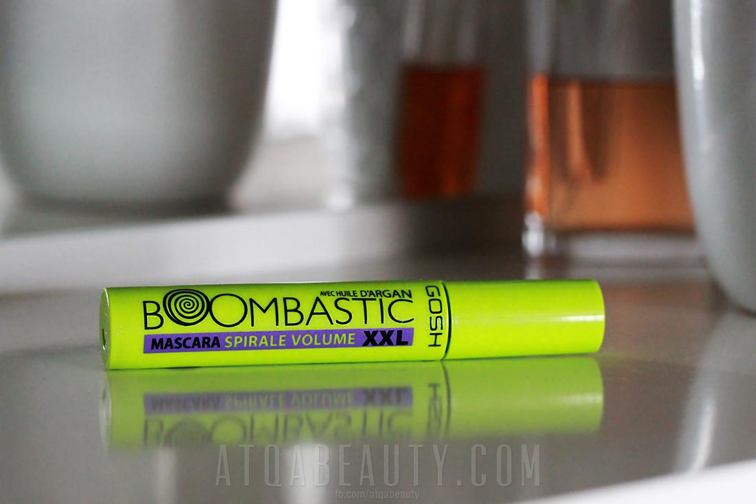 GOSH Boombastic XXL Swirl Mascara