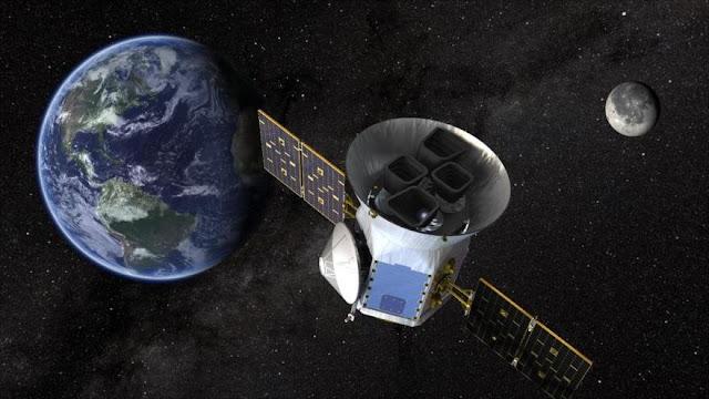 La NASA descubre una supertierra y una tierra caliente