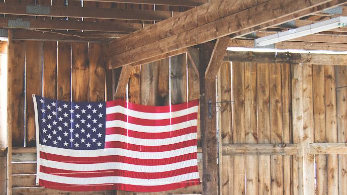 Wallpaper: American Flag