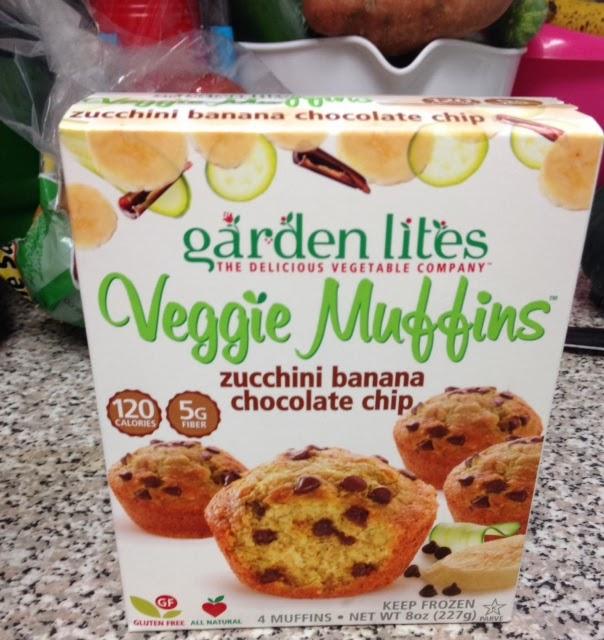 Run chew sparkle fab find garden lites veggie muffins - Garden lites blueberry oat muffins ...
