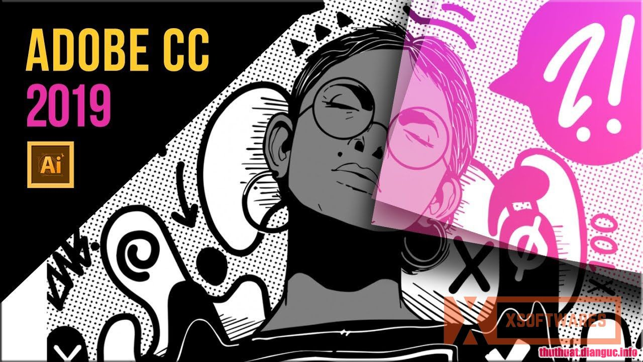 Download Adobe Illustrator CC 2019 v23.0 Full Cr@ck