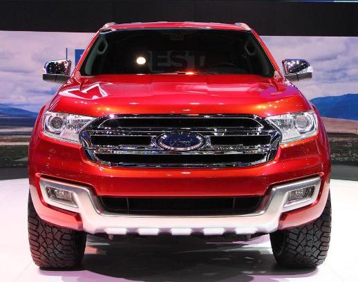 2019 Ford Everest Rumors