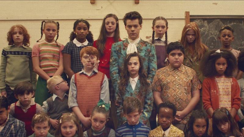 Harry Styles - Kiwi (Video) Cover