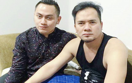 Dewi Persik: Saipul Jamil Itikaf Terus Sama Teman Lelakinya