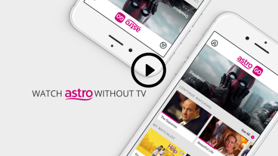 Astro is opening all channels for free for the next 19 days