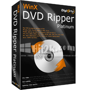 WinX DVD Ripper Platinum 8.5.1.192 Keygen [Latest] Download