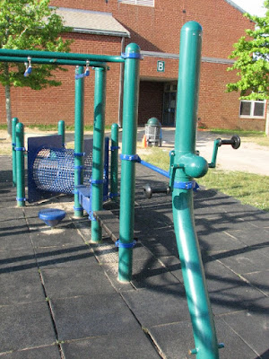 Oak Ridge Elementary Playground