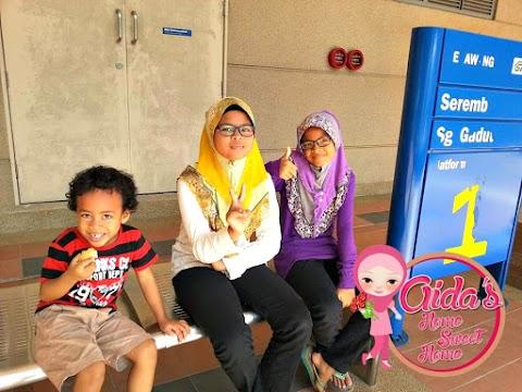 Shopping Raya di Kuala Lumpur ::: Happening Sangat !