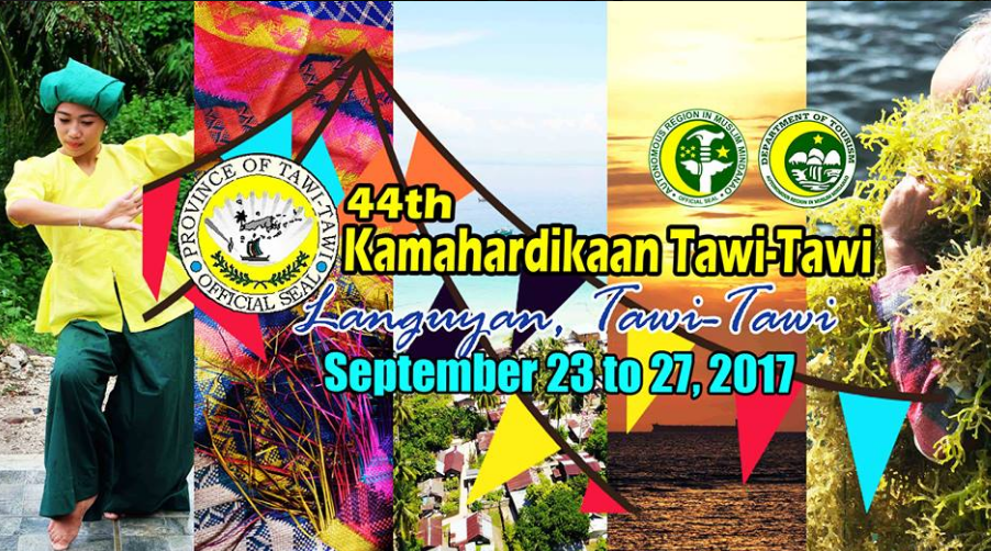 Tawi-Tawi all set for Kamahardikaan, Agal-Agal Festival 2017