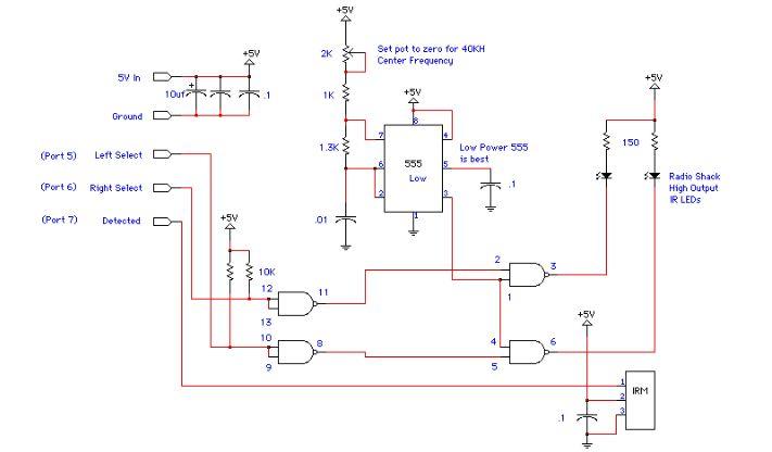 Sharp Proximity Sensor Wiring Diagram - wiring diagrams