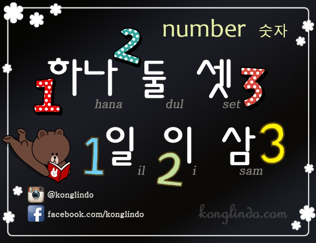 number 숫자