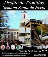 Nerja (Tronillos) - Semana Santa 2018