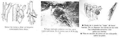 """""""Construir un refugio6"""""""