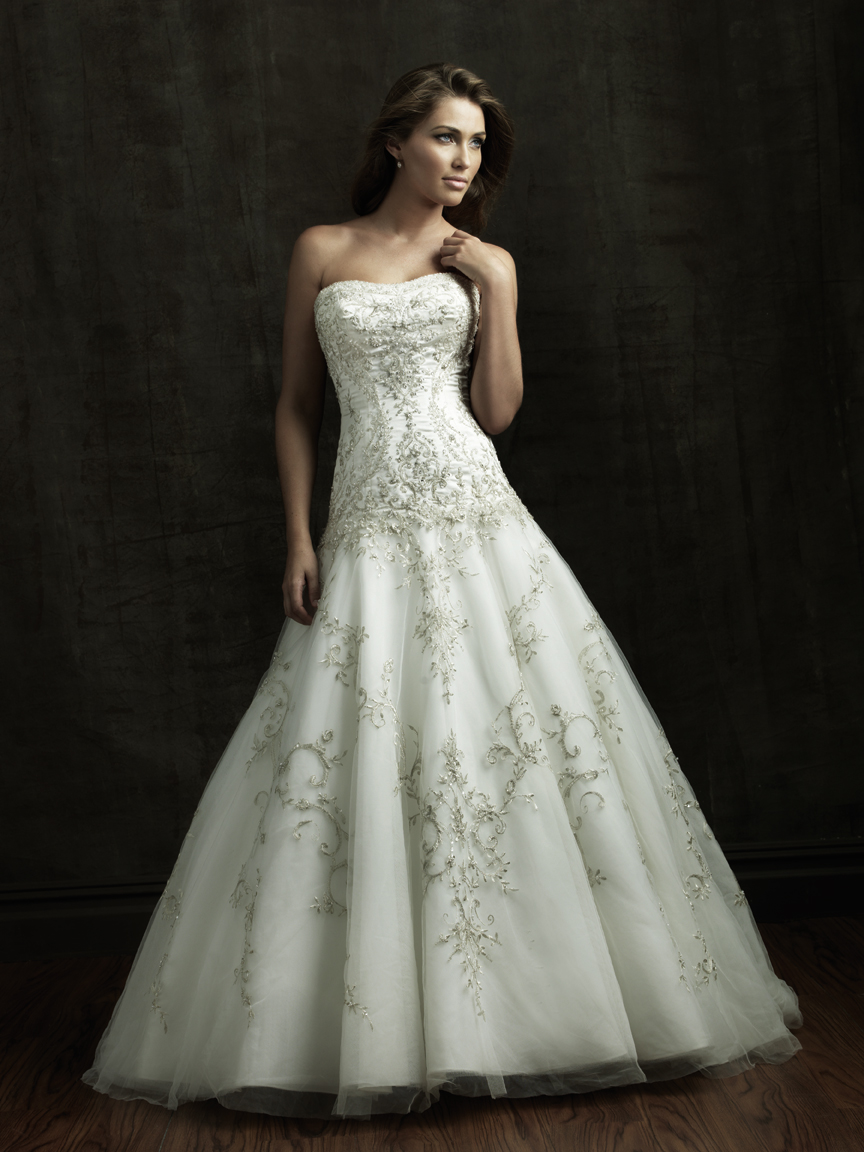 Whiteazalea Ball Gowns Ball Gowns With Attractive Bodices