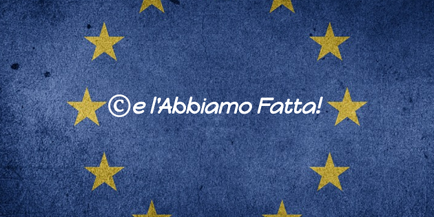 Riforma Europea Copyright - Vittoria #SaveInternet all'Europarlamento