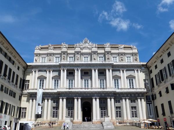 gênes genova palazzo ducale vieille ville