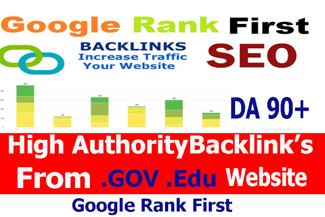 Get keyword Backlinks 90+ DA High Ranking