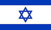 bandera de israel- estrella de david- simbolos judios