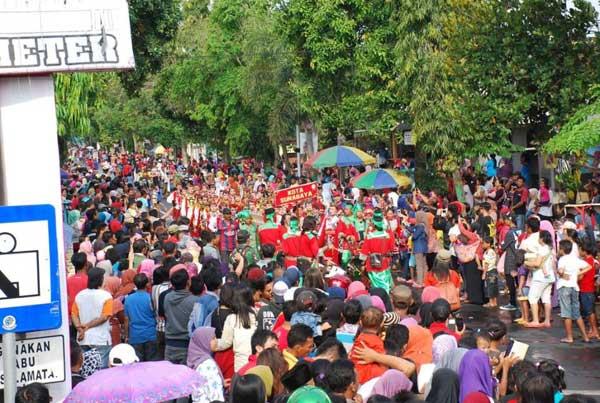 Pekan Budaya Dan Pariwisata Kediri 2017