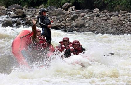 rafting cianten Bogor