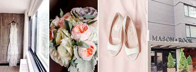 Washington DC Wedding at Mason and Rook Hotel photographed by Heather Ryan Photography